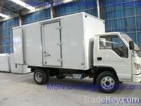 insulation truck body