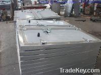 cold truck body CKD
