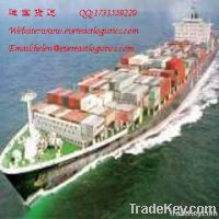 Freight shipping from Shenzhen, China to Vancouver, Canada