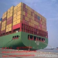 Sea shipping logistics service from Shenzhen to Umm Qasr