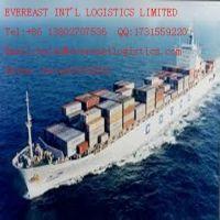 Sea shipping freight from Shenzhen, China to Khalifa