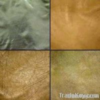 Sheep Aniline & Semi Aniline Leather