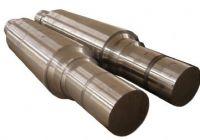 Mill roll shalft
