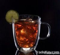 beaker glass, glass cup, double wall glass, blender jar