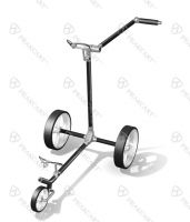 Push and Pull golf trolley