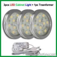 Under LED Cabinet Light Set