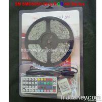 5M SMD5050 RGB Strip Light Set/Kit