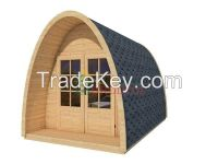 Camping Pods, cabins for camping, Pods for camping, manufacture of camping pods