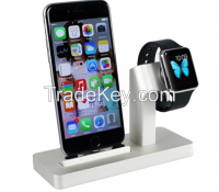 Dual Stand For Iphone 6 And I Watch