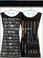 Dress Shape Jewellery Organizer