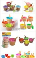 Ice Cream Cups With Spoon