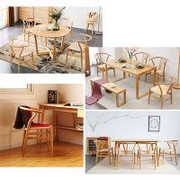 Wishbone Chairs, Hans Wegner Y-Chair, Dining Chair, Office Chair, Leisure Chair, Wooden Chair, Restaurant Chair, Arm Chair, Nordic Chair, European Chair
