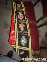 uniform sash