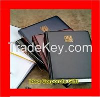 Corporate Diary New Year Notebook