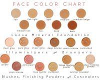 Loose Minerals Foundation, Concealers, Veil, Blush, Bronzers & Illumin