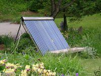 BoJia solar energy collector