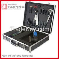Professional Aluminum Equipment Cases Aluminum Laptop Briefcase Factory