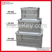 Stronger Real Aluminum Tool Case Manufacturer