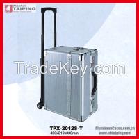Professional Aluminum Flight Travel Hairdresser Tool Case and boxes Aluminum Camera Case