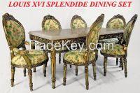 Royal French Dining Set