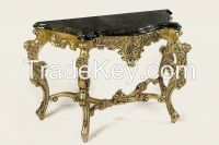 Royal Mirror Frame & Console Table