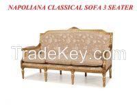 Classic French & European sofa set