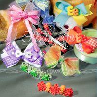 ribbon bows, ribbon flowers, ribbon roses, ribbon trims, lace trim