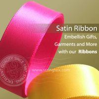 100% Polyester Satin Ribbons