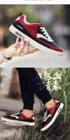 Paizhe-22550 Hot Sell men breathable casual lace-up walking shoes