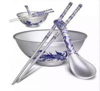 Sterling Silver Tableware Dinnerware Set