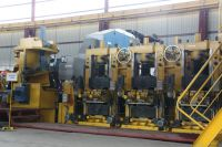 Directly form to Square Pipe mill line