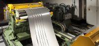 Slitting machine line