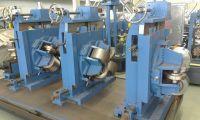 Steel pipe machine