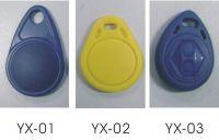 RFID keytag/rfid keyfob for access control