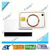 rfid card /hybrid card/combi-card