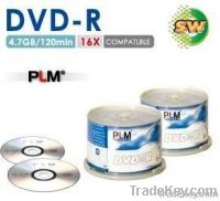 Recordable Blank DVD-R disc