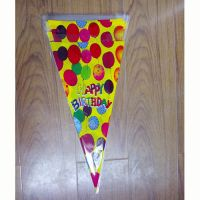 Triangle BOPP Candy bags / BOPP Cone Bag
