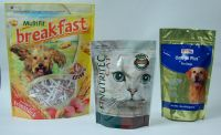 Pet Food Bags / Dog Food Bags / Zipper Vacuum Bag