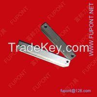 Cutter Blades for Staple Fiber Tow Cutter
