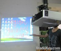 smart interactive whiteboard for teaching , wireless presentation