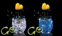 Crystal Soil, Water Gel, Hidrogel, Soil, Water absorb