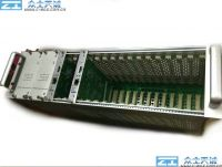 2u/19 inch standard aluminum server subrack metal enclosure shell box case