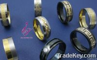 Stainless Steel Ring men's jewelry