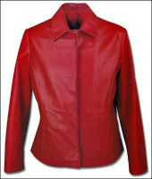 Ladies Unique Leather Jackets & Coats