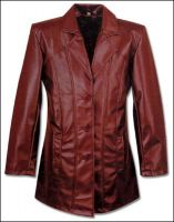 Ladies Unique Leather Jackets & Coats