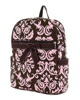Cotton quilted Monogrammable Backpack