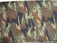 Polar Fleece, Camouflage Fabric, Army Camouflage