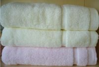 solid cotton terry bath towel wholesale