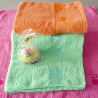 cheap cotton bath towel