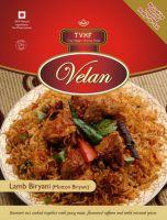 Lamb Biryani (Mutton Biryani) ready to eat no cooking required,
